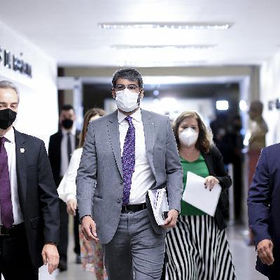 Chefe da ANS soube do caso Prevent Senior pela CPI; Bolsonaro vai depor pessoalmente; e a vacina contra a malária