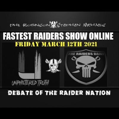 FASTEST RAIDERS SHOW ONLINE