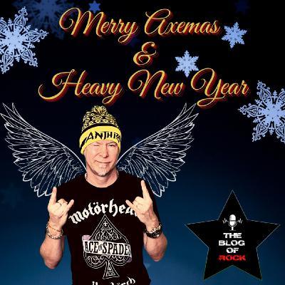 Merry Axemas & Heavy New Year 🌲🤘🍾