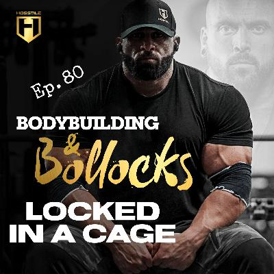 LOCKED IN A CAGE   Fouad Abiad, James Hollingshead, Iain Valliere & Paul Lauzon   BB&B Ep.80
