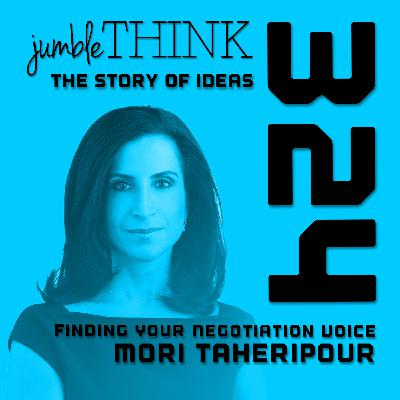 Finding Your Negotiation Voice with Mori Taheripour