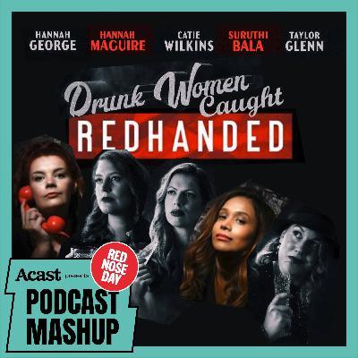 130 Drunk Women Caught Redhanded