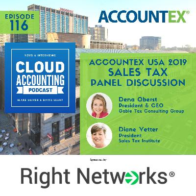 #AccountexUSA: Your accounting firm might be subject to sales tax