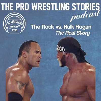 The Rock vs. Hulk Hogan - The Real Story