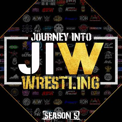Journey Into Wrestling S5 E1 - No Cliffhangers with Hyphen