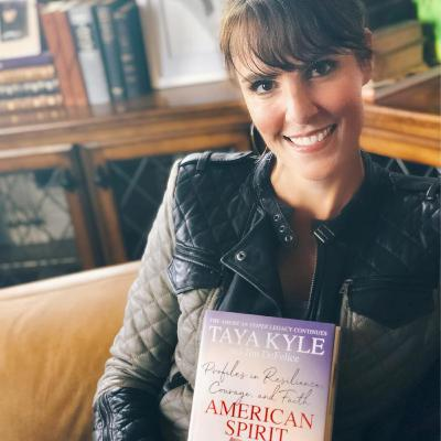 Taya Kyle on Fighting with Faith and Humor