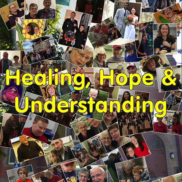Healing, Hope & Understanding — SAPC Sermon February 10, 2019