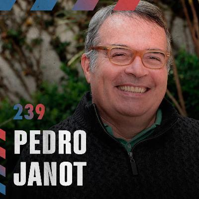 A incrível história de Pedro Janot, ex-CEO da Azul — Café com ADM 239