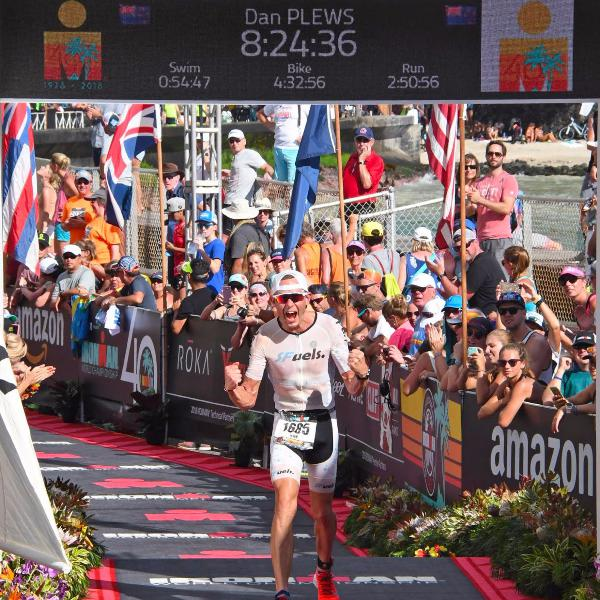 Episode 1: Interview with Ironman AG World Champion and record holder, Dan Plews PhD