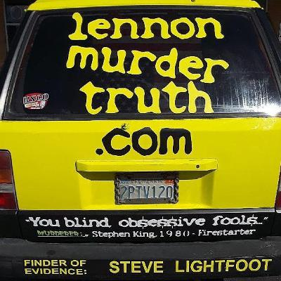 Experiment 41 - 1289 REVISITED: Stephen King Killed John Lennon (feat. John Leguizamo)