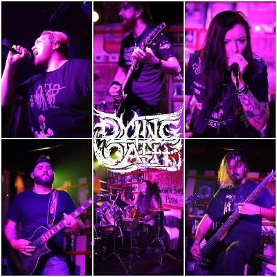 Special Guest Dying Oath // INDIE RAGE RADIO EP #27 HR 1