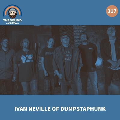 Ivan Neville of Dumpstaphunk