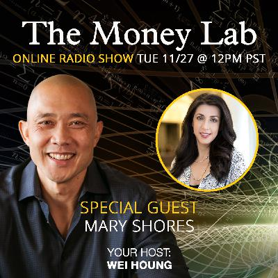 """Episode #90 - The """"Loss and Abandonment"""" Money Story with guest Mary Shores"""