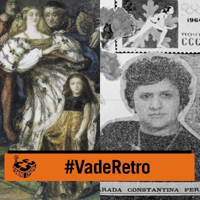 Los Borgia + Mujeres contra el franquismo (PUTOMIKEL + HERSTÓRICAS - CARNE CRUDA #883)
