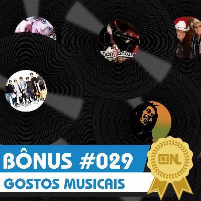 Nintendo POWdcast Bônus #029 – Aquele dos Gostos Musicais