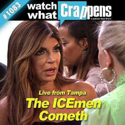 RHONJ: The ICEmen Cometh - Live from Tampa