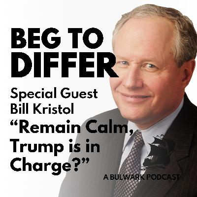 Remain Calm, Trump is in Charge?