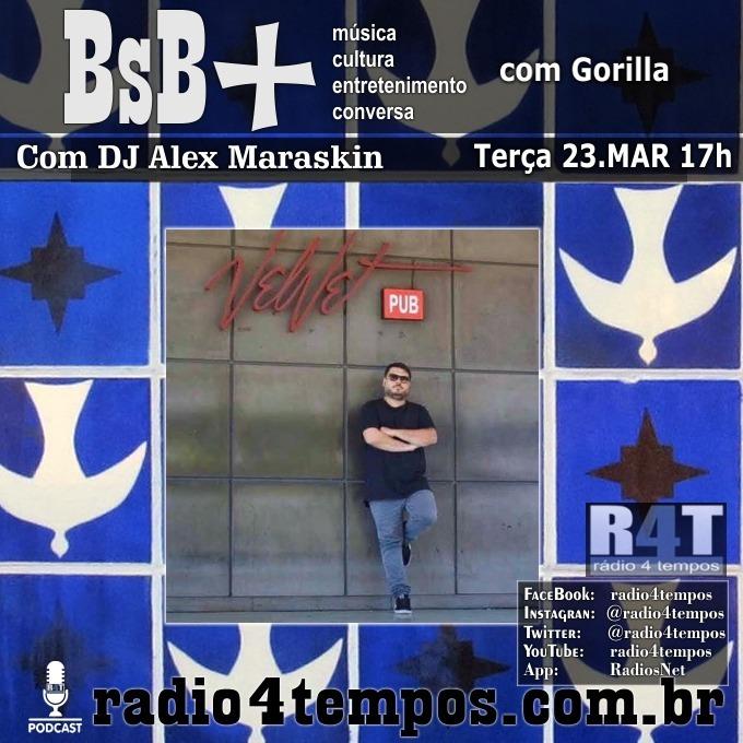 Rádio 4 Tempos - BsB+ 05:Gorilla