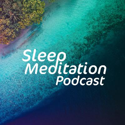 DEEP OCEAN WAVES with Binaural Beats - Sunset sleep ambience by the beach from Greece 🇬🇷. Join our waitlist for our upcoming sleep app. Sweet dreams 💖