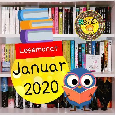 Lesemonat Januar 2020