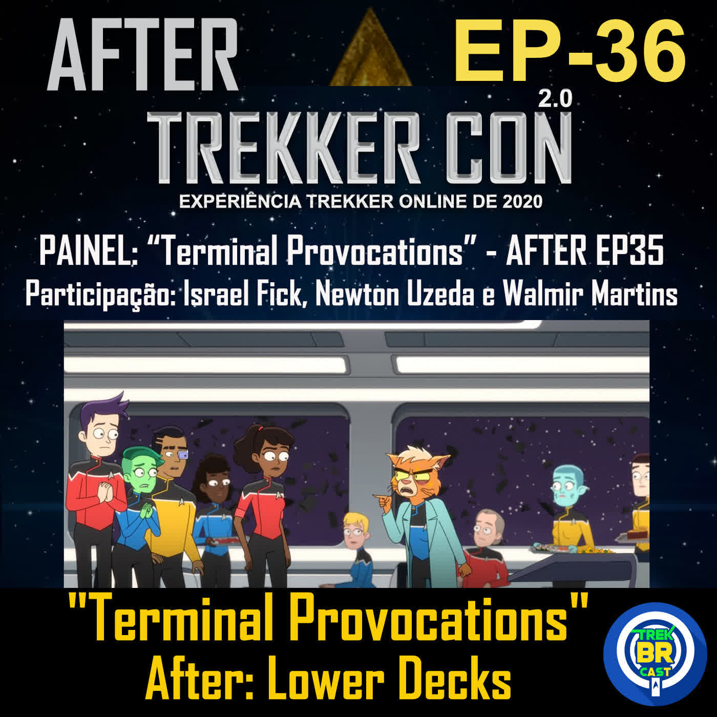 """""""Terminal Provocations"""" - AFTER EP36"""