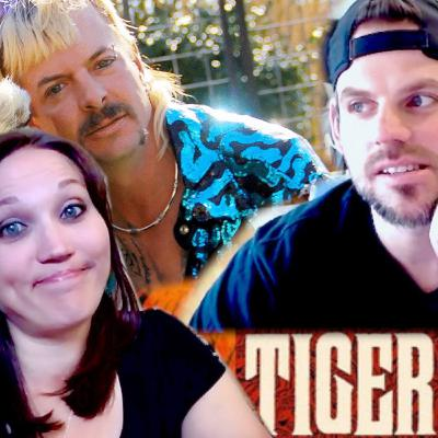 TIGER KING TAKES OVER! Don't Tell Mom: e. 93