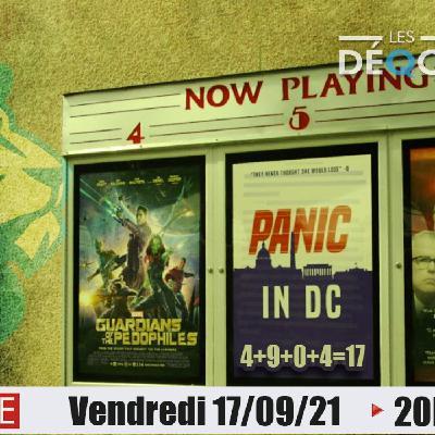 PANIC IN DC !!! - 17-09-21