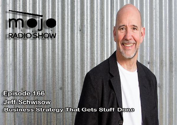 EP 166: Building, Executing and Winning Through Effective Strategies That Empower Teams - Jeff Schwisow