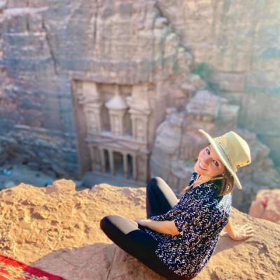 #16 Jordanie, Victoire s'y expatrie 2 ans