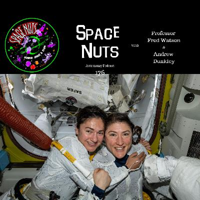 176: First All-Female Spacewalk