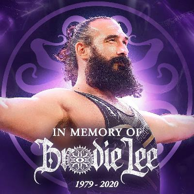 R.I.P. Brodie Lee / Happy New Year