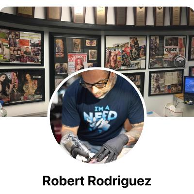 SPECIAL EDITION EPISODE- Special guest: ROB RODRIGUEZ
