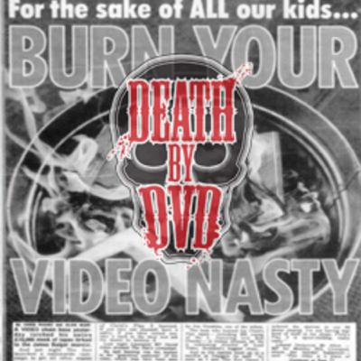Video Nasties A-Z With Death By DVD : Bay Of Blood & Blood Feast