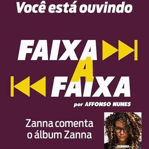 Zanna apresenta o álbum Zanna