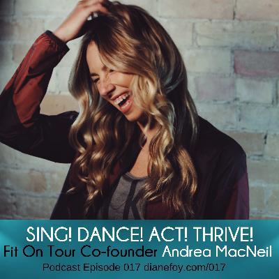 Fit On Tour with Andrea MacNeil