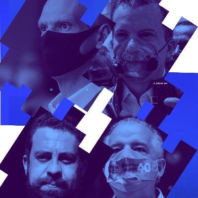 Debate UOL/Folha com os candidatos à Prefeitura de São Paulo
