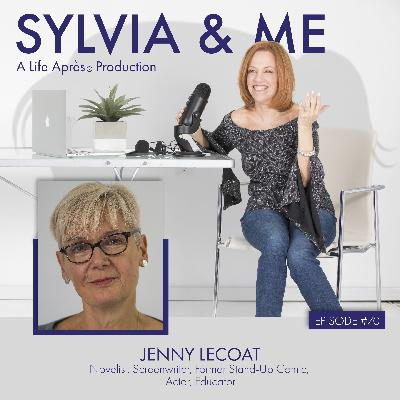 Jenny Lecoat: NY Times Bestselling Author, Screenwriter, Former Stand-Up Comic, Actor, Teacher