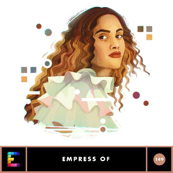Empress Of - When I'm With Him