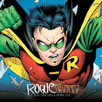 EP 74: Robin Comes Out, Hickman eXits, What If? Changes the Game