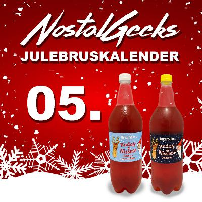 NostalGeeks Julebruskalender - 05 - Oskar Sylte - Rudolf & Nissens Julebrus