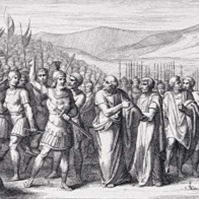 006- Roma Latium'un Merkezi Haline Geliyor ve Tarihin İlk Grevi Gerçekleşiyor
