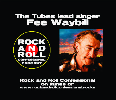 The Tubes lead singer Fee Waybill joins us for stories about his new album, Quay Lewd, his worst stage show and more!