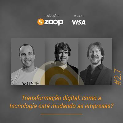 #2.7 Transformação digital: como a tecnologia está mudando as empresas?