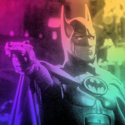 'Batman Returns' with Harvey Guillén