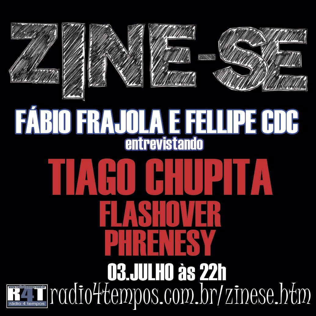 Rádio 4 Tempos - Zine-se 143