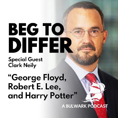 George Floyd, Robert E. Lee, and Harry Potter