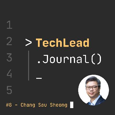 #8 - Digital Transformation Journey in SP Digital - Chang Sau Sheong