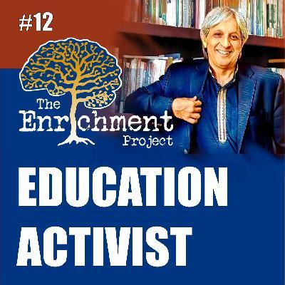 The Education Activist | Prof Adam Habib