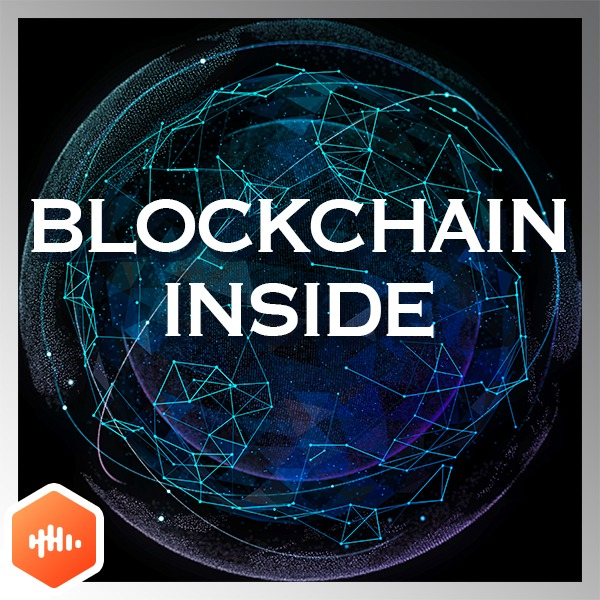 Dr Darren Tapp with Blockchain Inside