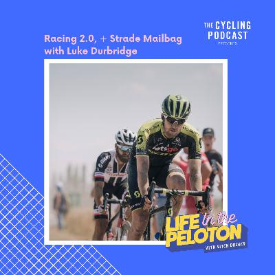 85: Life in the Peloton – The racing restart mailbag with Luke Durbridge